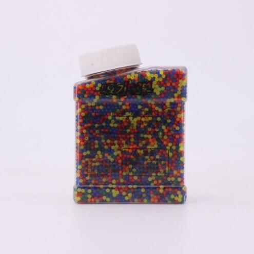100 bouteilles 20000 pcs & 1 Bouteille Couleur Cristal Paintball Bullet Eau Douce Balles