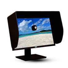 ILooker-24P 24 pulgadas Pro Edition LCD LED Video Monitor de Campana sombrilla Parasol para Dell HP Samsung LG Philips Viewsonic EIZO ASUS