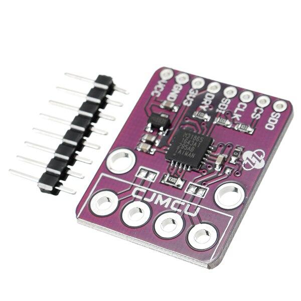 LEORY CJMCU-31865 MAX31865 RTD Platinum Resistance Temperature Detector PT100-PT1000 Circuit