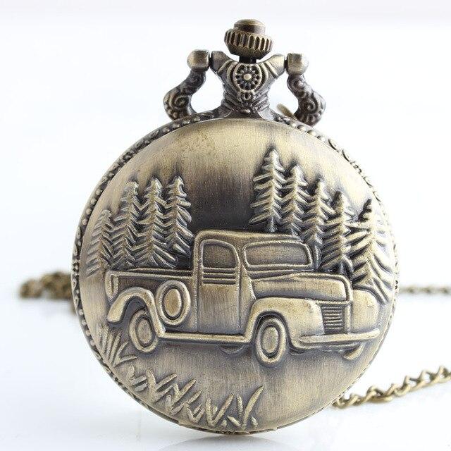 Free-shipping-Bronze-Car-Quartz-Pocket-Watch-Necklace-Pendant-Women-Men-s-Gifts-TD2041.jpg_640x640