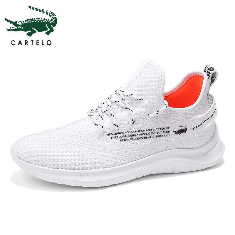CARTELO Men's Shoes Lightweight