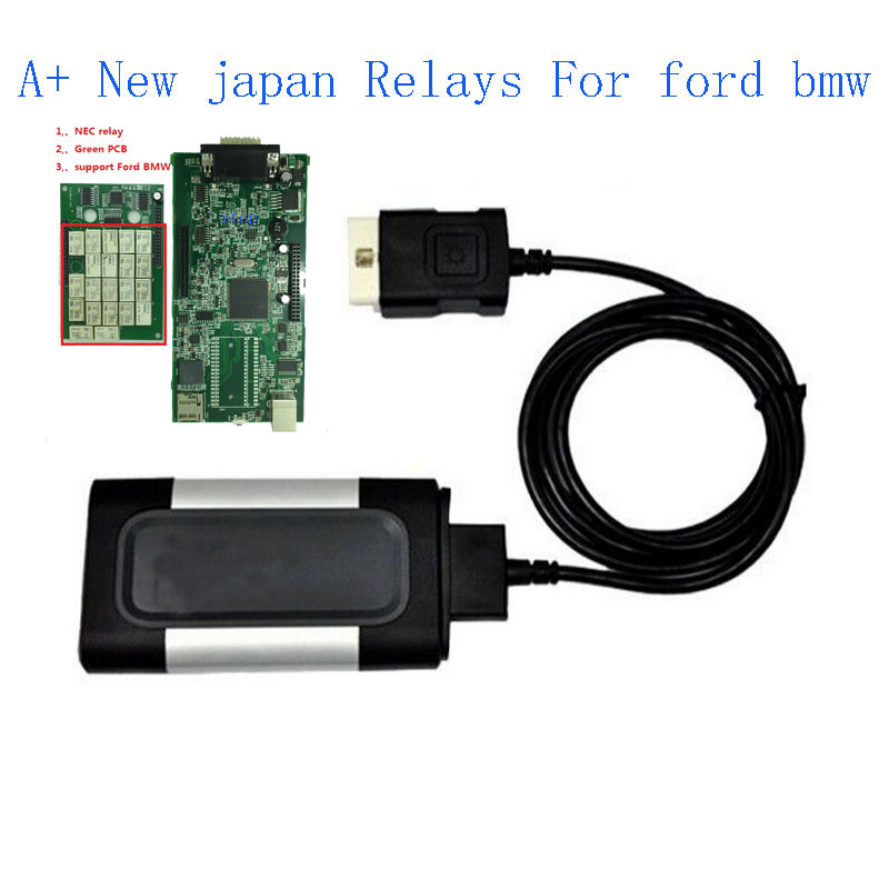 New OBD Scanner for cdp pro plus car auto and truck OBD2 professional Diagnostic font b