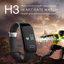Фитнес-трекер Bluetooth Touch лучший фитнес-браслет сообщение напоминание трекер сердечного ритма Смарт браслеты для женщин