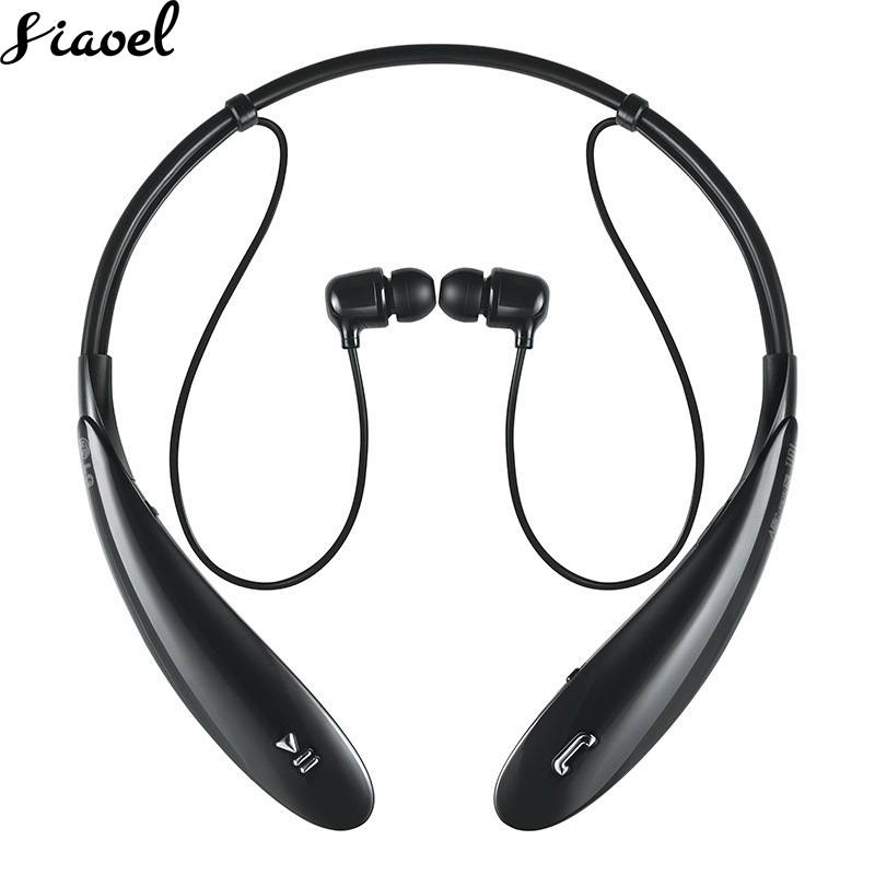 New Wireless HBS800 Sports Neck Hanging Bluetooth Headphone Stereo Long Standby Outdoor Wireless Headset For xiaomi/Huaewi