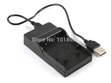 Battery Charger For Insignia NS-DSC10SL DSC-1112SL DSC1112SL NP-45 NP45 DS-5370 DS5370 VG0376121700016