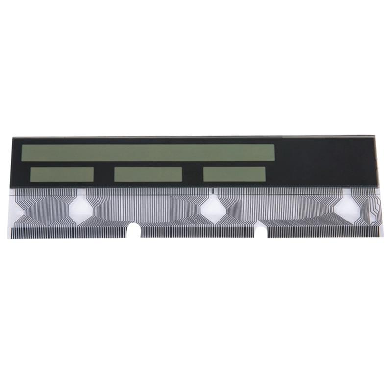 Инструментальный кластер ЖК-экран с ленточным кабелем Pixel Ремонт приборной панели инструменты для Range Rover L322 2002 2003 2004 2005 - Цвет: Black