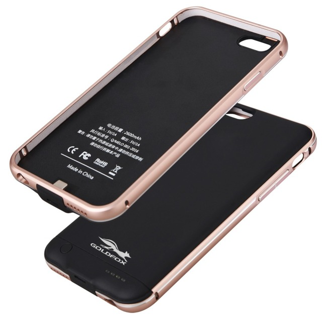 custodia iphone 6s power bank