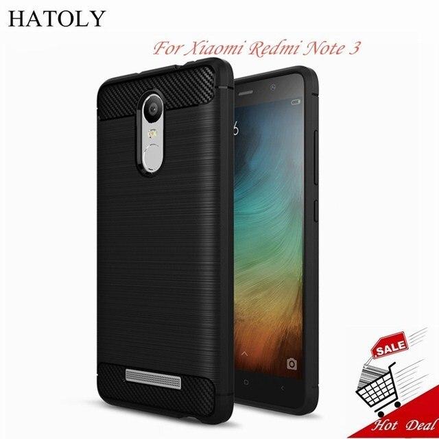 HATOLY Case Xiaomi Redmi Note 3 Pro Cover Shockproof Rubber & TPU Case For Xiaomi Redmi Note 3 Pro Case Xiaomi Redmi Note 3 ><