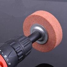 Беспроводная Дрель шлифовальный инструмент Батарея аксессуар-отвертка песок колесо соединительный стержень шлифовальный станок комбо набор