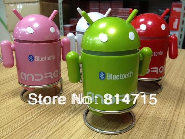 Hot Bluetooth Android Portable Speaker for iphone Free Shipping