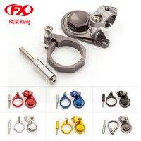 CNC Motorcycle Advailable Steering Stabilize Damper Bracket Mounting Kit For SUZUKI GSXR600 GSXR 600 GSX R600 2006 2010 06 07