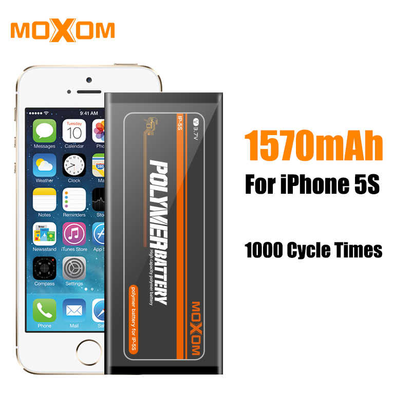 ab7c9dd9fc050e Detail Feedback Questions about MOXOM Battery For iphone 5s 1650mAh High Capacity  Mobile Phone Battery Li ion Battery Replacement Battery With Free Tools on  ...