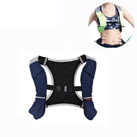 High QualityMen/Women Professional Sports lightweight Marathon Running vest Backpack race vest pack for ipad mobile and keys XB