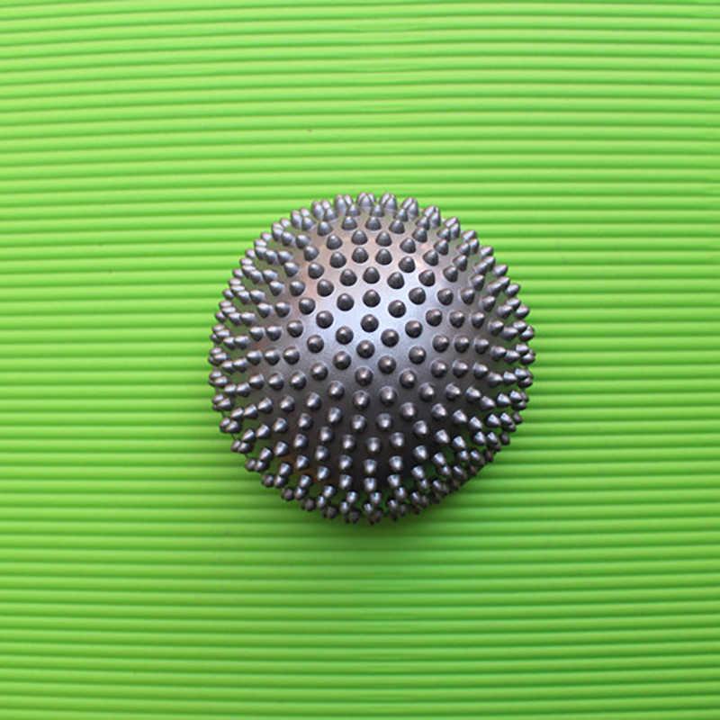 Надувной мяч для занятий йогой, надувной Массажный мяч для фитнеса, Балансирующий тренажер, стабилизатор, фитнес, Пилатес, балансировочные шарики Bosu