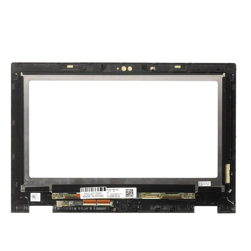 """Для Dell F5KCX светодиодный ЖК-экран + сенсорный дигитайзер стекло + рамка в сборе 11,6 """"1366x768 HD"""