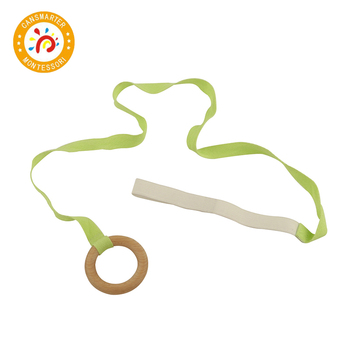 Montessori Material Baby Toys Hanger with Strip Exercise Ability Early Childhood Education Teaching Aids individual experiences with montessori and traditional education