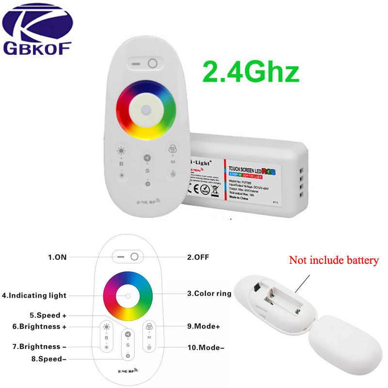 Sterownik Led 44 klawisze 24 klawisze LED IR kontroler RGB światła LED kontroler pilot zdalnego sterowania na podczerwień ściemniacz DC12V WiFi sterowania dla taśmy LED RGB