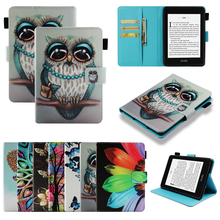 Magnetic Smart Case For Amazon Kindle Paperwhite 1 2 3 4 Coque Stand Auto Sleep Cover For Kindle Paperwhite 2018 Version 6
