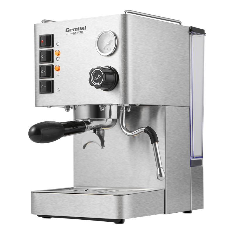 цена на Pump Coffee Machine CRM3007A Coffee Machine Italian Semi-automatic Commercial Brewed Steam Type Milk Foam