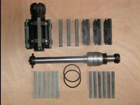 Абразивные инструменты глубокий отверстие цилиндра инструмент для хонингования хонинговая головка двойной шлифовальный тофон (125 мм 160 мм)