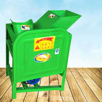 Grass Chopper Agricultural Feed Processing Silage Machine Electric Hay Cutter Household Hay Chaff Cutter Forage Crop Crusher