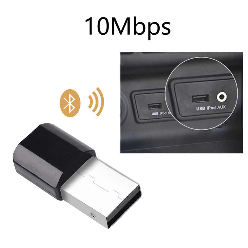 Bluetooth AUX Bluetooth Car Mini Bluetooth Receiver Adapter Wireless Speakers Audio Manos Libres Bluetooth Para Autos