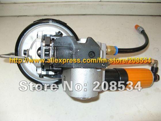 Pneumatinis kombinuotas plieno surišimo įrankis, plieninės juostos - Elektriniai įrankiai - Nuotrauka 4