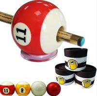 Pool Game Billiard Practice Ball Snooker Training Ball Black Eight Bar Practice Trainer Billiard Gift Portable Creative Gifts