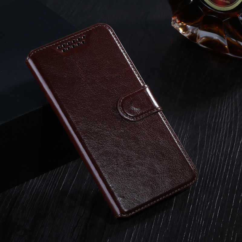 Leather case for coque LG Spirit 4G LTE C70 H420 H422 H440N Case Cover for coque LG Spirit Mobile Phone bags+card holder