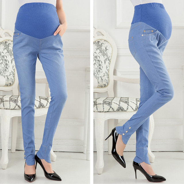 Mamalove NEW maternity clothes Maternity Pants pregnancy trousers for pregnant Pants Maternity Capris clothes For Pregnant Women