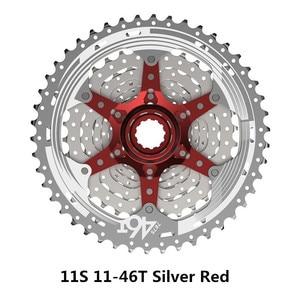 Image 5 - Sunracing CSMX8 CSMS8 11 speed 11 46T بطاقة من نوع دراجة دولاب الموازنة وأضاف KMC X11 11 speed سلسلة العلامة التجارية الجديدة الأصلي شحن مجاني