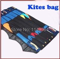 free shipping high quality170cm x 6plus kites bag used for dual line quad line power kite surf outdoor toys flying hcxkite