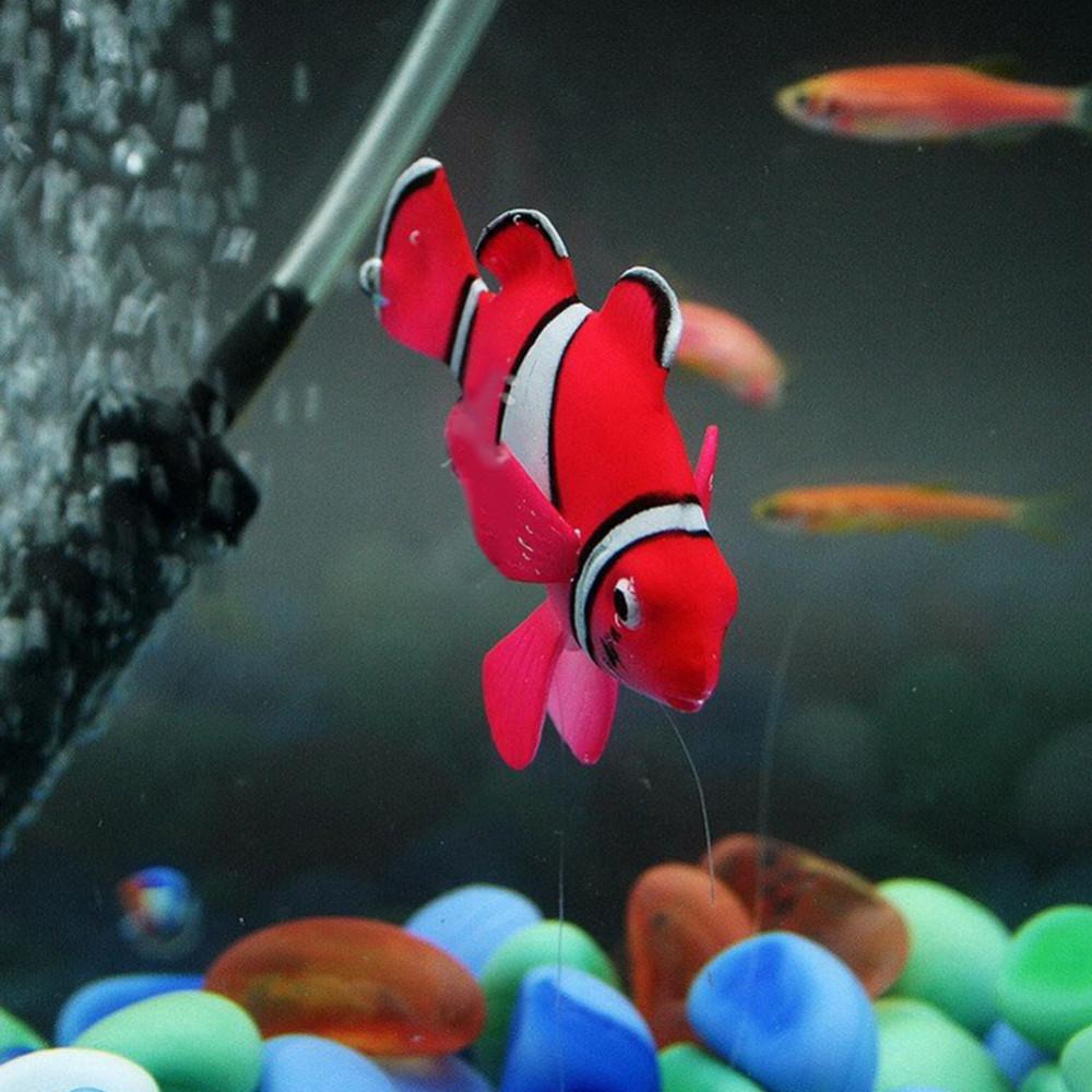 Fluorescent Color Artificial Snailfish Simulation Aquatic Animals ...