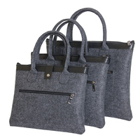 New Wool Felt Laptops Notebook Briefcase Hand Bag Pouch For Macbook Air Pro Retina 11 12