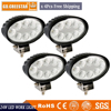 5 5 Inch 24W LED Work Light Oval Flood LED Car Lamp For Off Road Vehicle