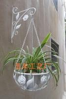 Outdoor decorative garden supplies authentic creative , hanging basket