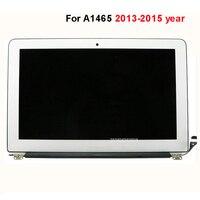 100% новый ноутбук 11 дюймов ЖК дисплей Экран Дисплей сборки для 11 A1465 2013 2015 год MD711LL/A MC712LL/MJVM2LL/MJVP2LL/A