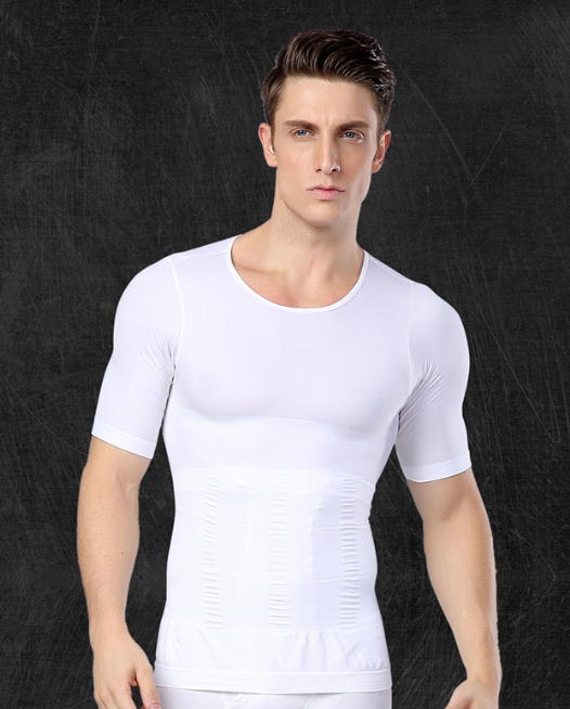 Men Bodybuilding Compression Tights Base Layer Fitness Exercise Jogger Tops Tees Shirt Jersey