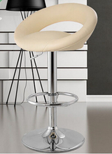 European bar chair Cashier chair backrest