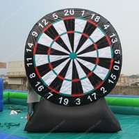 2017 Inflatable dart board inflatable dart game for sale with free shipping