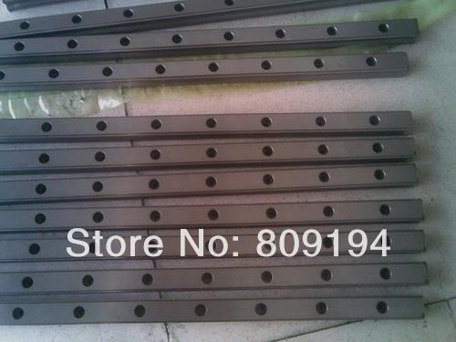 800mm HIWIN EGR15 linear guide rail from taiwan free shipping to argentina 2 pcs hgr25 3000mm and hgw25c 4pcs hiwin from taiwan linear guide rail