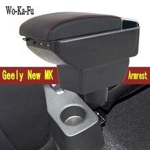 Para Nova caixa braço Geely MK gc6 saco Armazenar conteúdo apoio de central Armazenamento Novo King kong com interface USB