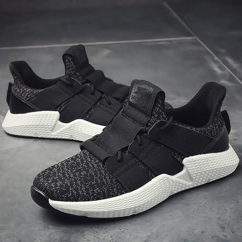 Men Shoes Running Shoes for Men 2018 Brand New Sneakers White Shoes Zapatillas Hombre Deportiva Breathable Masculino Esportivo