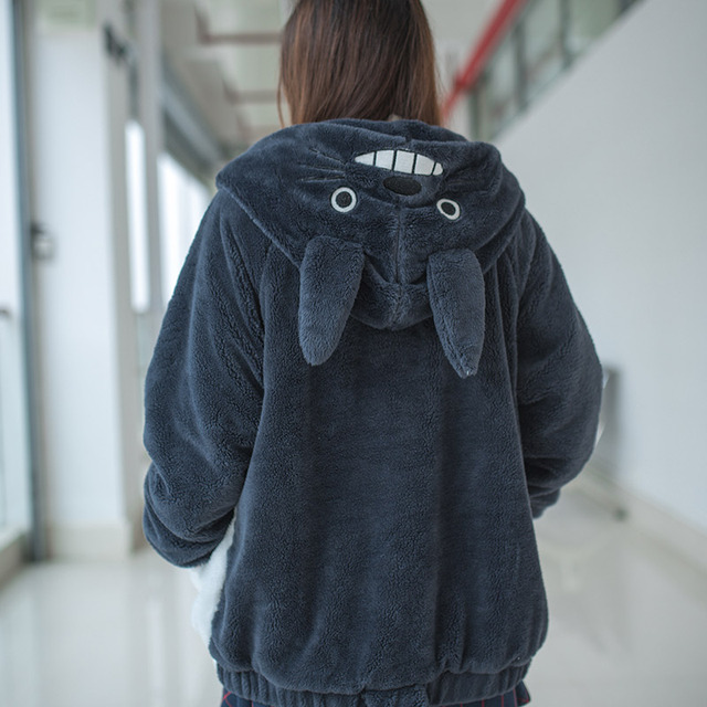 CUTE TOTORO COAT JACKET