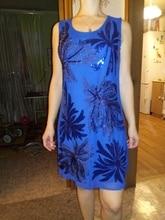 Top Elegant Vintage Sequined Tank Casual Plus Size Floral Women Party Summer  Sequin Dress Women