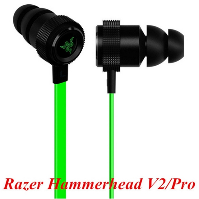 Earphone With Microphone No Retail Box In Ear Gaming Headsets Noise Isolation Stereo Deep Bass