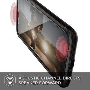 Image 4 - X doria etui na telefon dla iPhone XR XS Max obrony Lux klasy wojskowej spadek testowane skrzynki pokrywa dla iPhone XR XS Max brokat okładka
