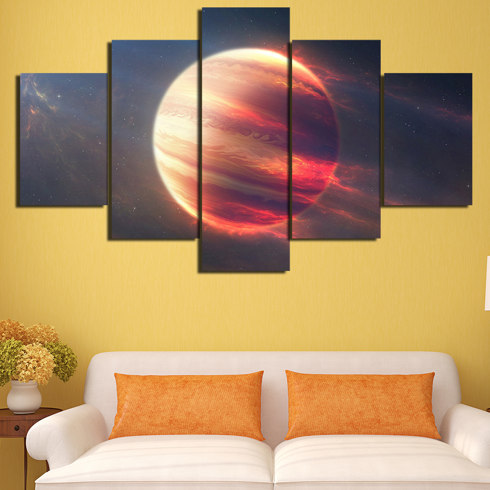 Wall Art Canvas Frame Painting Modular Pictures Home Decor HD ...