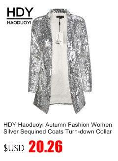 65da1f3b3 HDY Haoduoyi جديد أزياء الدنيم معاطف المرأة كم طويل بدوره إلى أسفل طوق  الإناث قصيرة أبلى الشارع ضئيلة الأسود عارضة معاطف