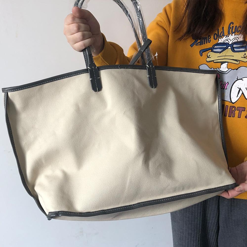 SHUNRUYAN Nouvelle PU sacs à main pour femme Sac sac à bandoulière Femme décontracté Fourre-Tout Femmes sac de messager Ensemble - 6